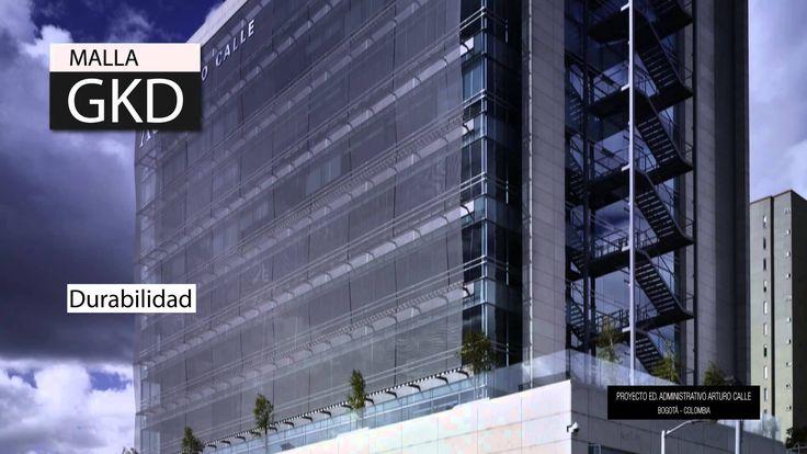 Soluciones con productos de alta tecnología, que están diseñados para revestir el edificio otorgándole al arquitecto la herramienta para imprimir, el carácter distintivo a su proyecto.