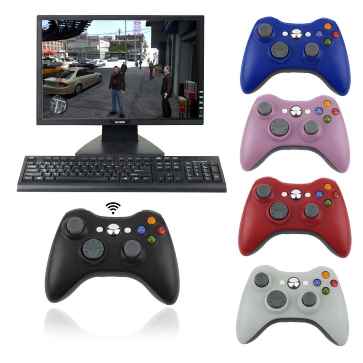 2.4G Wireless Gamepad Joypad Game Remote Controller Joystick With Pc Reciever For Microsoft For Xbox 360 Console #electronicsprojects #electronicsdiy #electronicsgadgets #electronicsdisplay #electronicscircuit #electronicsengineering #electronicsdesign #electronicsorganization #electronicsworkbench #electronicsfor men #electronicshacks #electronicaelectronics #electronicsworkshop #appleelectronics #coolelectronics