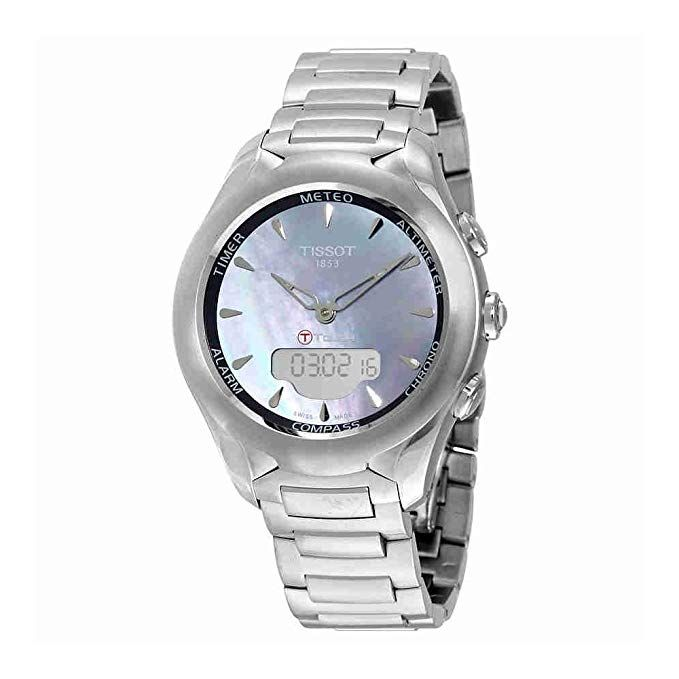 Tissot T Touch Lady Solar Review Tissot T Touch Tissot Womens Watches