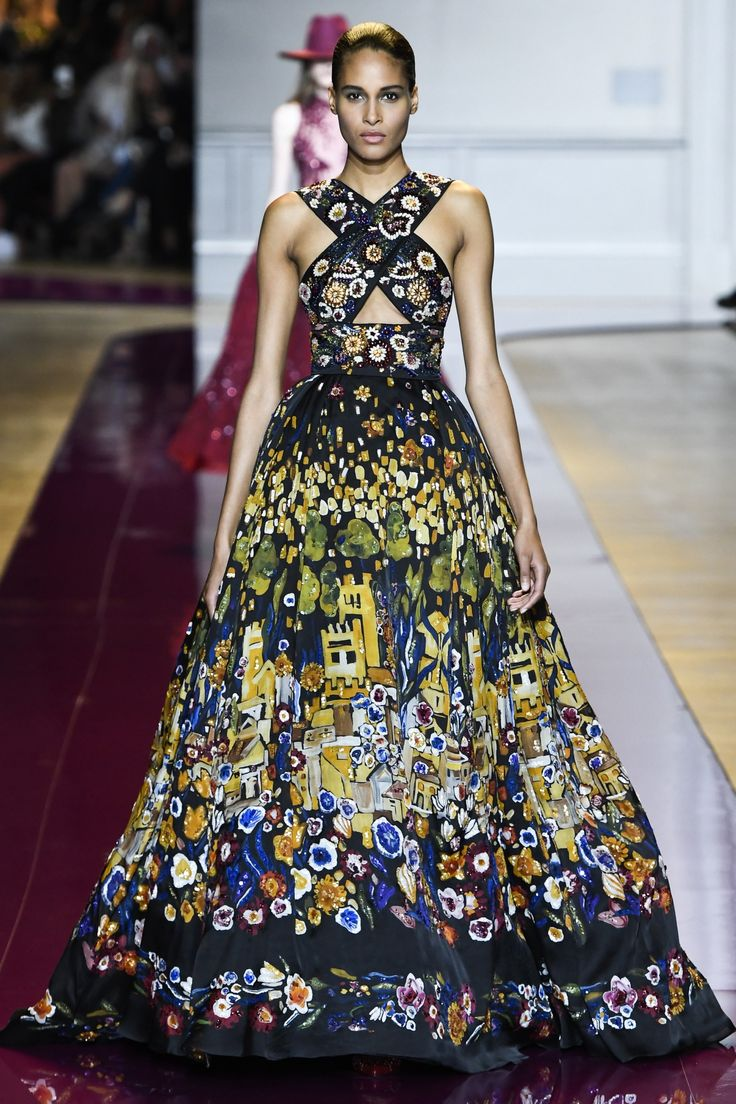 See the complete zuhair murad fall 2016 couture collection