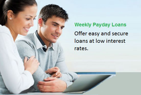 Weekly repayment loans are a user friendly financial solution for all kinds of borrowers. It is providing wonderful financial facility for everyone who has not any option for that. It is an easy and helpful loans amount for anyone and any difficulty. With these loans facility you can easily solve all financial emergency requirement. It is providing repayment facility very easy and affordable for every borrower.