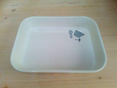 Emma Bridgewater Conran Utensils Medium Baker 1st Quality NEW RARE (12/01/2013)