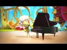 Vídeo interactivo para conocer las notas musicales ... (niños de 4 y 5 años)