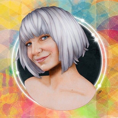 sia  | Sia by Will Costa. . HD Wallpaper and background images in the Sia ...