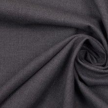 Italian Charcoal Stretch Polyester Suiting Product #: 306735  Price:  $13.99 / Yard  |  $6.99 / Yard