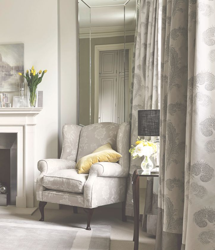 Laura Ashley Spring/Summer 2015: Classical Grey Collection #interiors