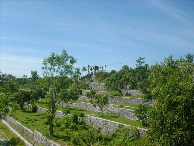 Taman Soekasada Ujung, Karangasem, Bali