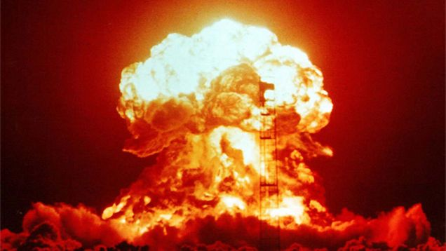 U.S. Nuclear Weapons Target List From The Cold War Declassified For The First Time