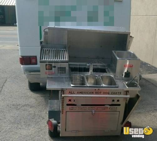 New Listing: https://www.usedvending.com/i/Hot-Dog-Cart-with-Catering-Truck-for-Sale-in-Missouri-/MO-Q-257S Hot Dog Cart with Catering Truck for Sale in Missouri!