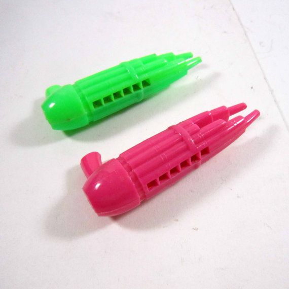 Vintage mini harmonica. children toy . n1117 by SewSir on Etsy
