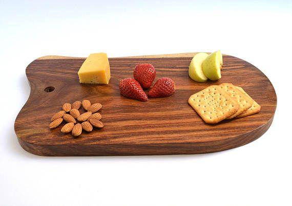 Wooden Cutting board, cheese board, cheese platter, fruit platter, chopping board, Cracker tray, centerpiece, slate Vintage, wedding gift