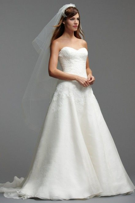 62 best New Arrivals :: Wedding Gowns images on Pinterest | Short ...