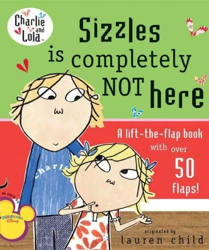 A lift-the-flap book about Charlie and Lola. Perfect for introducing a toddler to Charlie and Lola.