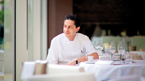 Francesco Mazzei's new restaurant to be called Radici