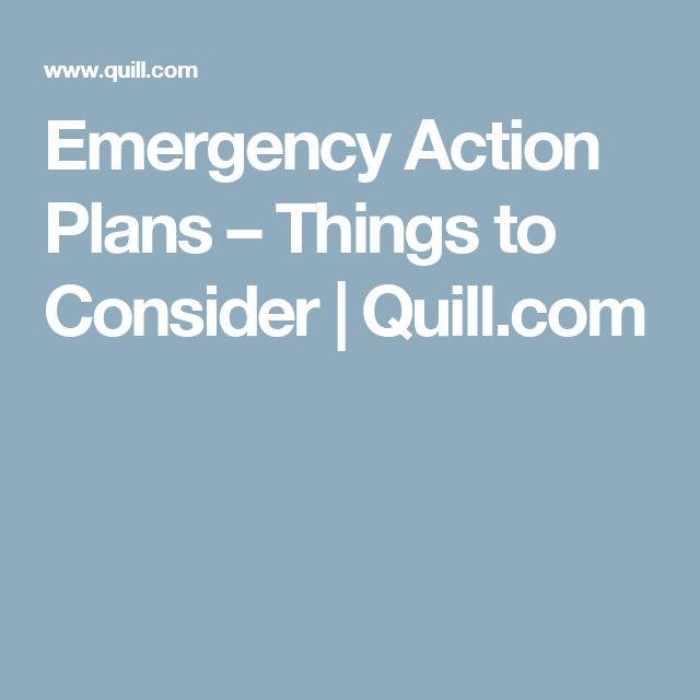 Best 25+ Emergency Action Plans Ideas On Pinterest | Nursing