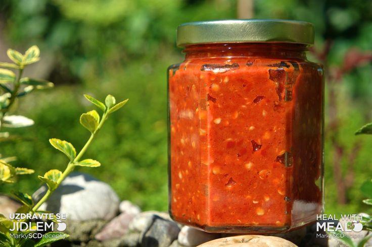 Feferonková salsa Italská