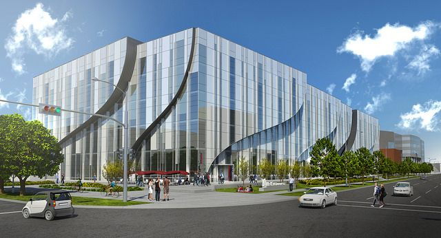 MacEwan University Centre for the Arts received $30m this morning from the #ABGov #yegdt #yegarts