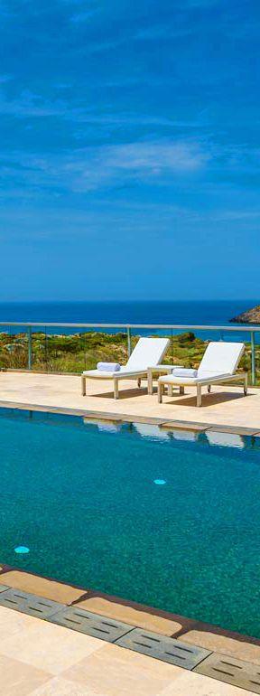 Poseidon Villas in Tersanas, Chania, Crete