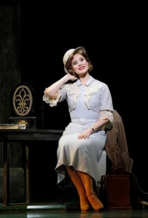 Julie Goodwin: Shining in Annie's Galaxy of Stars | Stage Whispers
