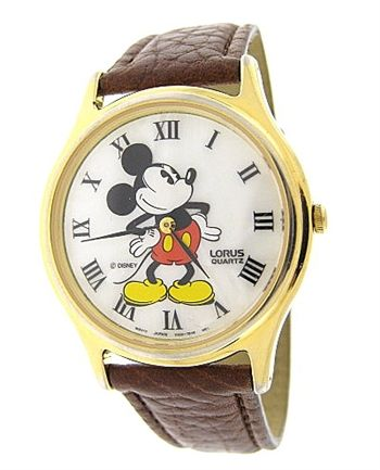 Image result for lorus mickey mouse watch