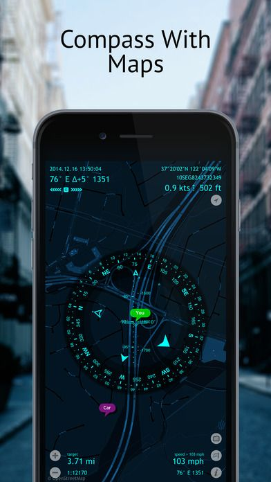 Commander Compass on App Store:   Free for the weekend only! Download it now before the price goes back up!  Commander Compass is an essential GPS toolkit for outdoors and off-roa...  Developer: Pavel Ahafonau  Download at http://ift.tt/1PEE4Vt