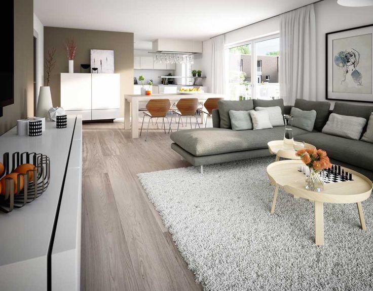 19 besten Haus Grundrisse Bilder auf Pinterest Haus grundrisse - joop möbel wohnzimmer