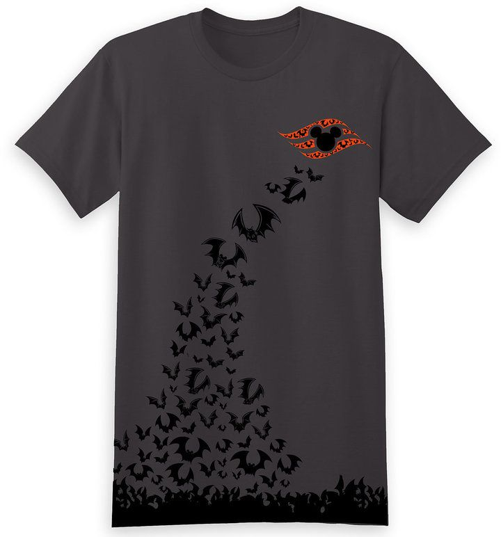 Disney Mickey Mouse Halloween T-Shirt for Adults Cruise Line