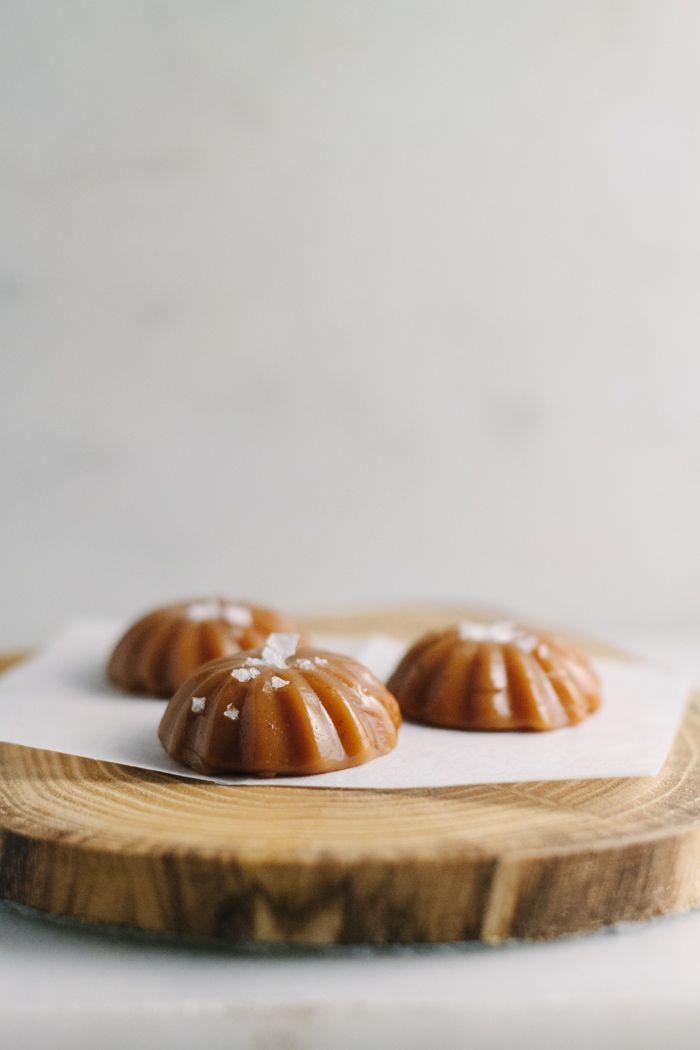 soft salted caramels