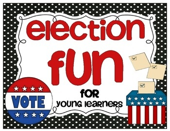 Election Fun { for young learners }Science'S S, Election Fun, Election Activities, Schools Ideas, Teaching Ideas, Holiday Schools, Classroom Ideas, Young Learners, Social Study