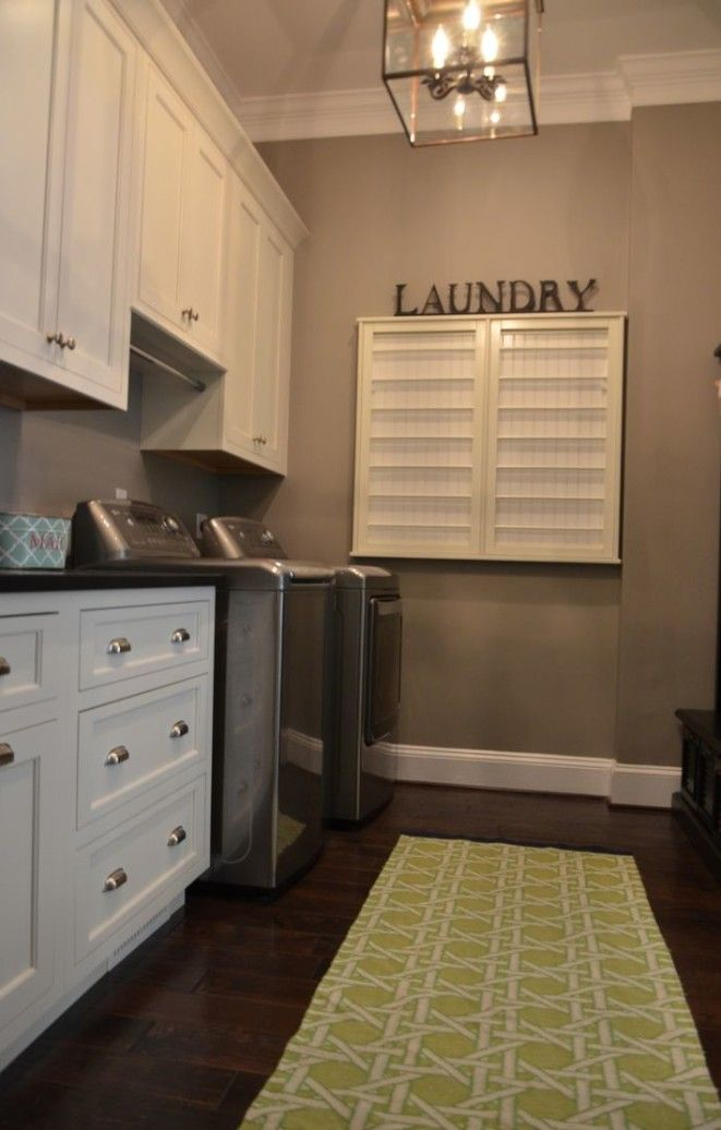 Smaller Drawers For Junk Laundry Hamper Utility Sink And Shorter Cabinet With Rod Top Load Washer Hanging Clothes From Dryer
