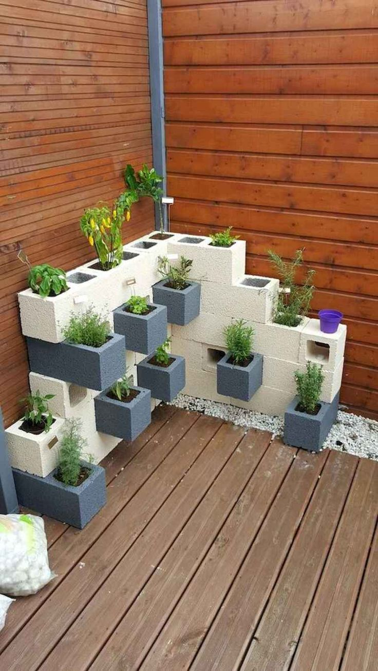 100 Lovely DIY Pots And Container Gardening Concepts (33