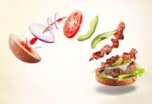 Nancy Silverton's Backyard Burger