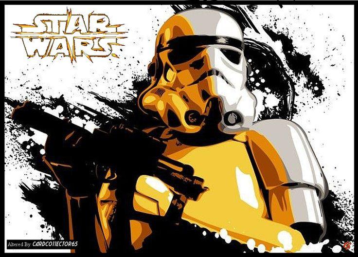 Star Wars Stormtrooper - MTG - Sleeves