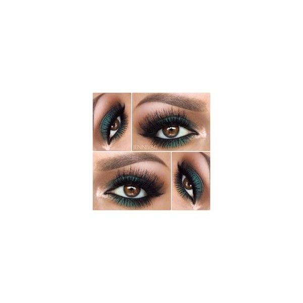 Tumblr via Polyvore featuring makeup e beauty