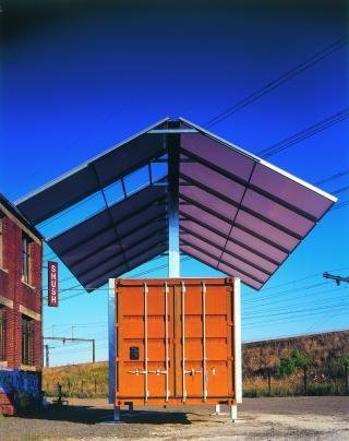 Future Shack | SGA: Sean Godsell Architects