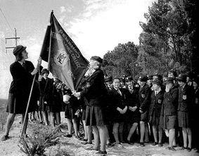 Penrhos School Captain - Picnic in the pines 1966.