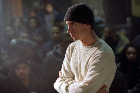 """Do you ever wonder at what point you gotta stop living up here and start living down here?"" (8 Mile)"