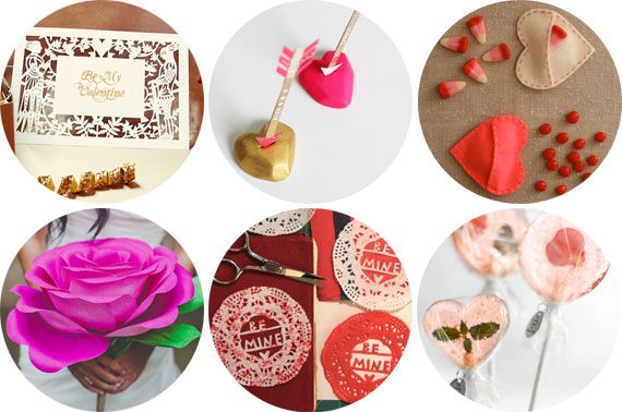 Find a DIY valentine in this big-hearted collection of tutorials.