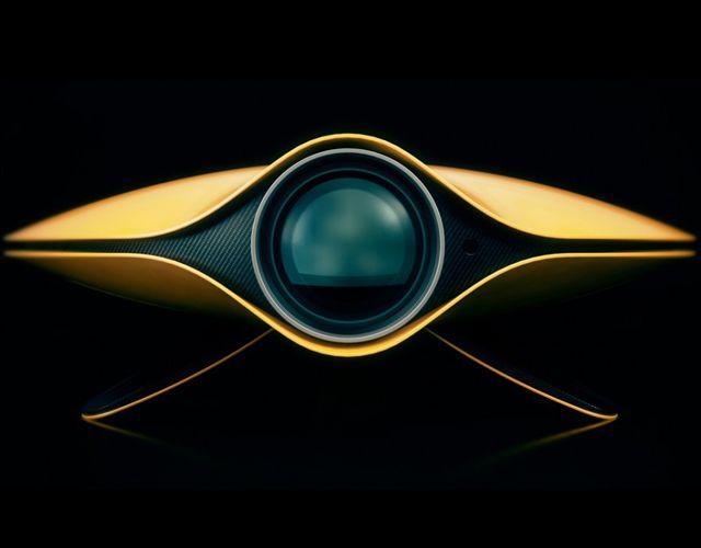 OO Wireless HD Projector, designed by David Riesenberg