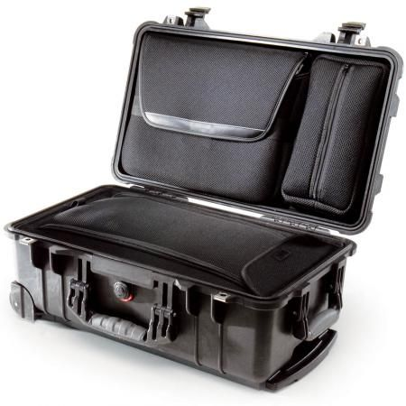 peli-1510 over night case. Perfect!