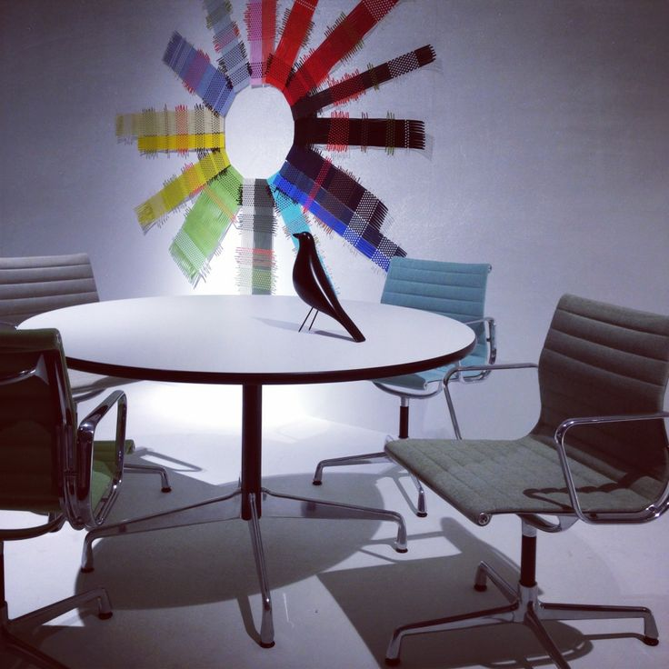 Eames Aluminium Chairs Vitra