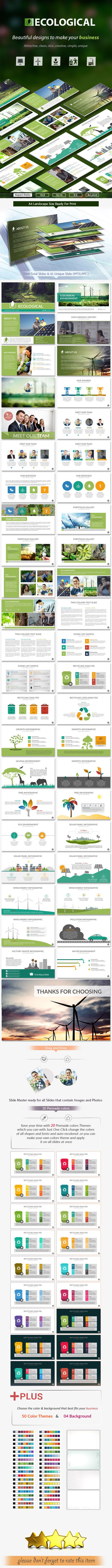 Ecological Powerpoint Presentation Template. Download here: http://graphicriver.net/item/ecological-powerpoint-presentation-template-/15973278?ref=ksioks