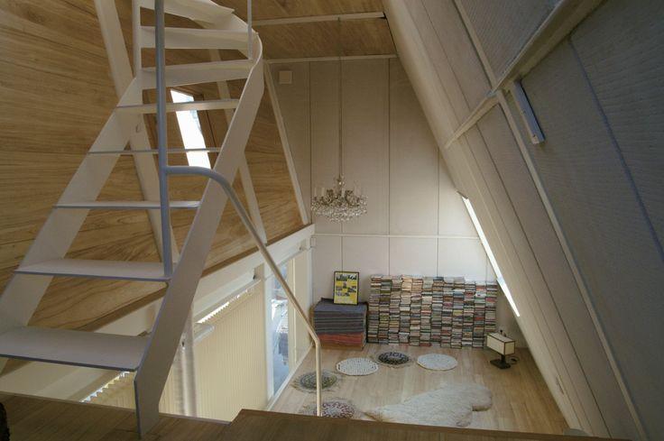 House & Atelier, Tokyo Japan (2005) | Atelier Bow-Wow