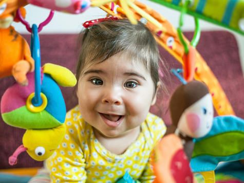 Toys for 3- to 6-month-olds | BabyCenter