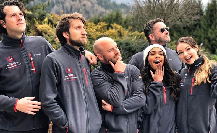 YouTube stars Teala Dunn, Meredith Foster, Matt Santoro, and Rooster Teeth supported the Special Olympics through GoFundMe. And had an amazing time.