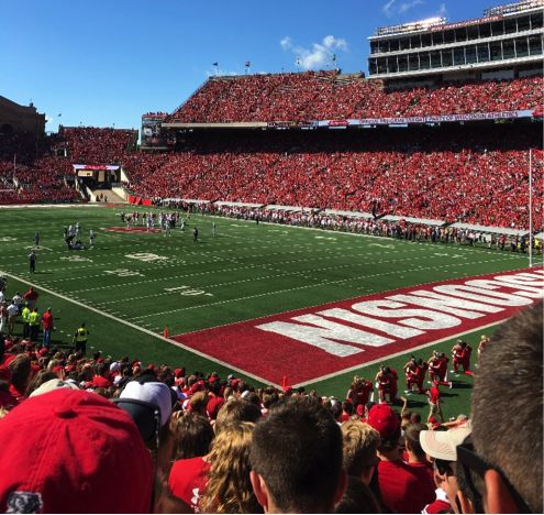 New blog post! Game Day Green: Sustainability in College Football