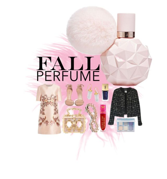 """Sweet Like Candy"" by angeleshiny on Polyvore featuring beauty, STELLA McCARTNEY, Stuart Weitzman, Dolce&Gabbana, BillyTheTree, Yves Saint Laurent, Jeffree Star, Chanel and Anastasia Beverly Hills"