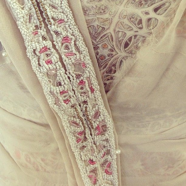 Custom wedding dress in progress..