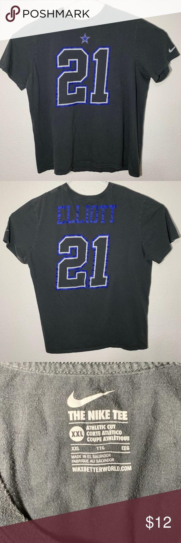 Dallas Cowboys Ezekiel Elliot Nike XXL Shirt Dallas