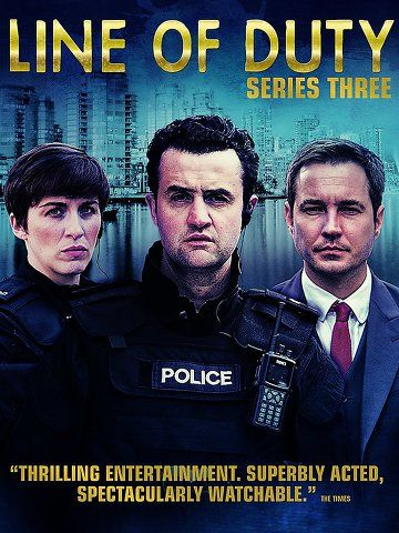 """LINE OF DUTY – SAISON 3 EPISODE 1 """"STREAMING"""""""